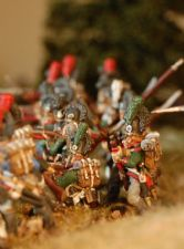 Bavarian light infantry skirmishers
